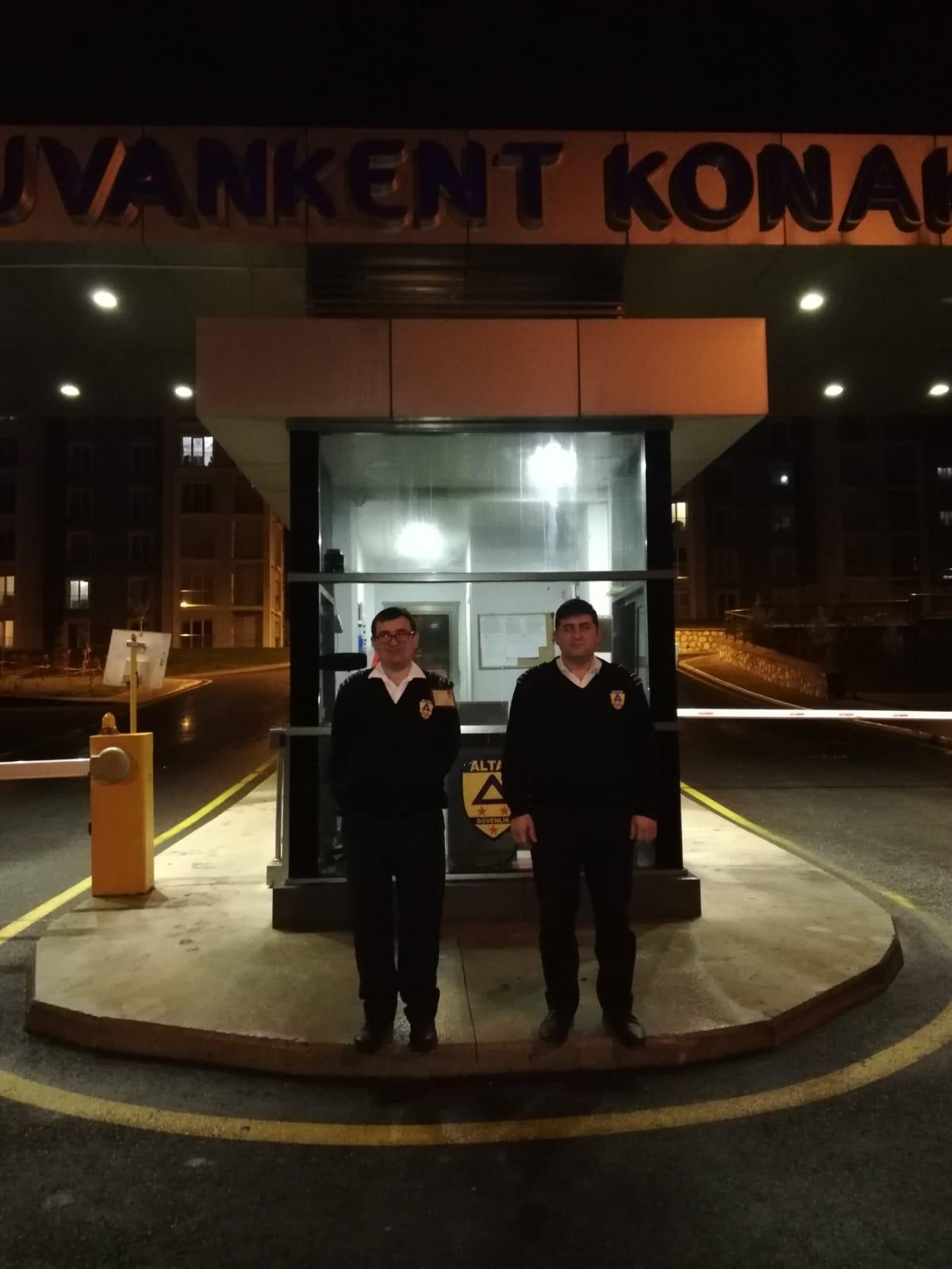 Личная охрана в Стамбуле